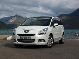 Le Peugeot 5008 élu Taxi de l'année
