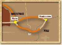 Le Dakar modifie sa route
