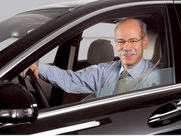 Daimler revoit ses objectifs à la baisse pour 2013