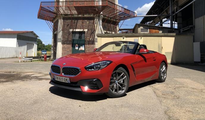 Essai vidéo - BMW Z4 (2020) : Supra cool
