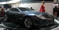 Geely Tiger GT Concept: en vrai