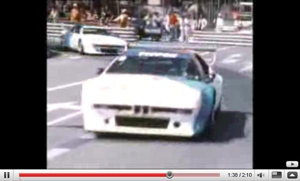 Réveil Auto : il y a 30 ans, un escadron de BMW M1 envahissait les rues de Monaco