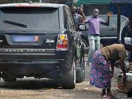 Afrique: la fièvre du véhicule de luxe