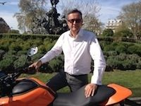 Entretien avec Bruno Muller Directeur Général de Zero Motorcycles France