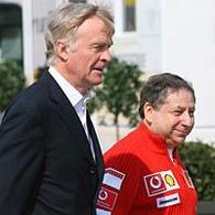"""Formule 1 - Todt: """"Mosley est un vrai Président"""""""