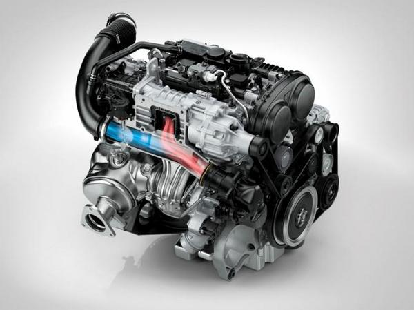 Volvo lancera son nouveau 3 cylindres en 2016