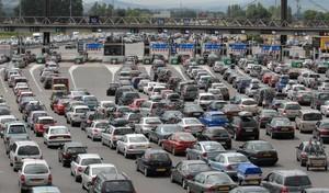 Vacances: voici les jours qui seront les plus embouteillés sur la route cet été