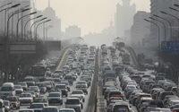 A Pékin, il y a 2 000 voitures de plus par jour !