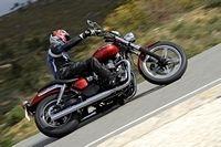 Essai - Triumph Speedmaster 2011 : Le Hot Rod dépoilé...