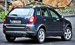 Opel Antara de sortie