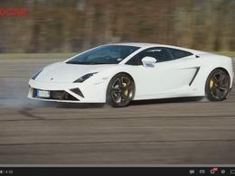 Vidéo - Déconnecter l'ESP sur une Lamborghini Gallardo, une bonne idée ou non ?