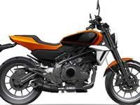 On en sait plus sur la Harley-Davidson HD350