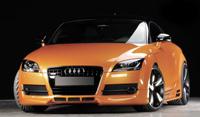 Audi TT par LLtek: ante genesem