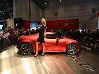 Quelques informations sur l'Alfa Romeo 4C