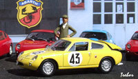 Miniature : 1/43ème - SIMCA-ABARTH 1300