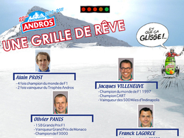 Le Trophée Andros débute ce week-end