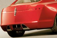 Lincoln MKR Concept en vidéo