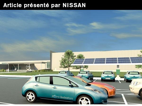Comment produit-on une Nissan LEAF ? [Rédigé par Nissan]
