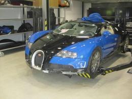 Une Bugatti Veyron à vendre pour 190 000 €
