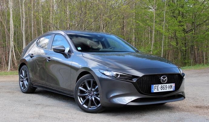 Finalement, la Mazda 3 va passer au turbo