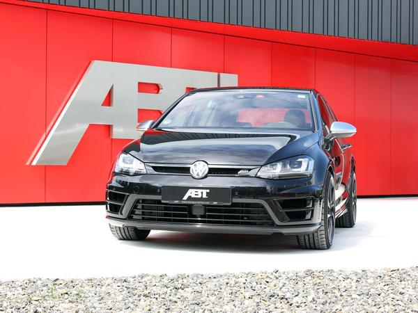 la volkswagen golf r abt maintenant disponible avec 400 chevaux. Black Bedroom Furniture Sets. Home Design Ideas