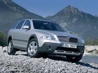 Škoda Octavia Scout : la baroudeuse