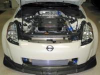 Nissan 350Z Twin Turbo by CarV2 : 624 ch et 914 Nm !!!