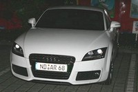 Audi travaille bien sur une TT RS !