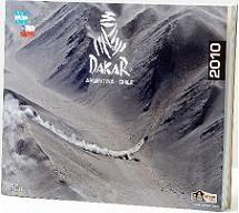 Un livre sur l'édition 2010 du Dakar
