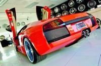 Lamborghini Murcielago de chez Status Auto Design