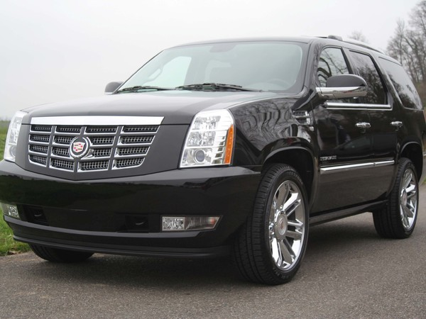 Cadillac Escalade Edition Platinium : encore plus luxueux
