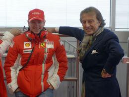 """Formule 1 : Montezemolo : """"Recruter Alonso n'est pas souhaitable"""""""