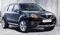 Dacia va faire un 4x4