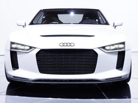 [Vidéo] L'Audi Quattro Concept face à son ancêtre en Californie