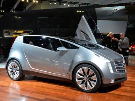 Cadillac Urban Luxury Concept : pour concurrencer la Mini ?