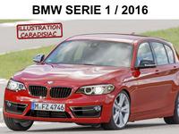 BMW : une nouvelle Série 1 en 2016