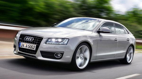 Audi A5 Sportback : comme ça ?