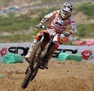 Van Horebeek heureux de sa première victoire en MX 2