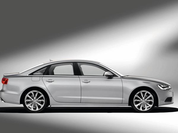 Officiel : nouvelle Audi A6, aussi en hybride