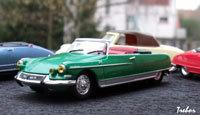Miniature : 1/43ème - CITROËN DS21 cabriolet Palm-Beach