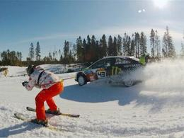 Ken Block in Russia : son film de vacances