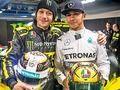 MotoGP: Lewis Hamilton veut aller au ranch de Valentino Rossi