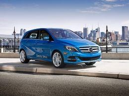 """Mercedes : une marque """"verte"""" à part en préparation ?"""