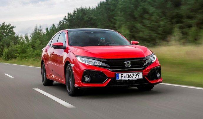 Honda Civic: le diesel arrive en mars2018