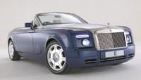 Nouvelle Rolls-Royce Corniche Cabriolet : officieuse