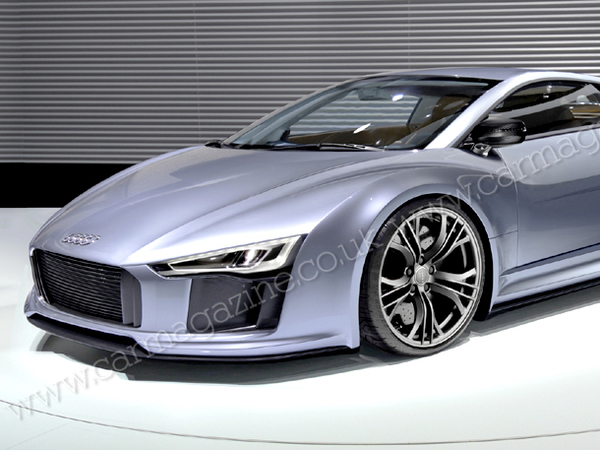 Prochaine Audi R8: comme ça?