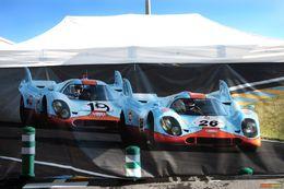 Festival Porsche 2009 : les dernières photos HD sous le soleil