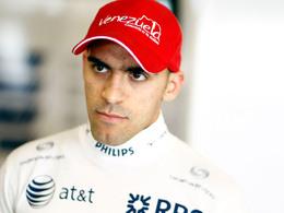 F1 : Williams confirme Pastor Maldonado