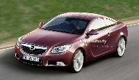 Futurs Opel Insignia Coupé et Estate: explorations