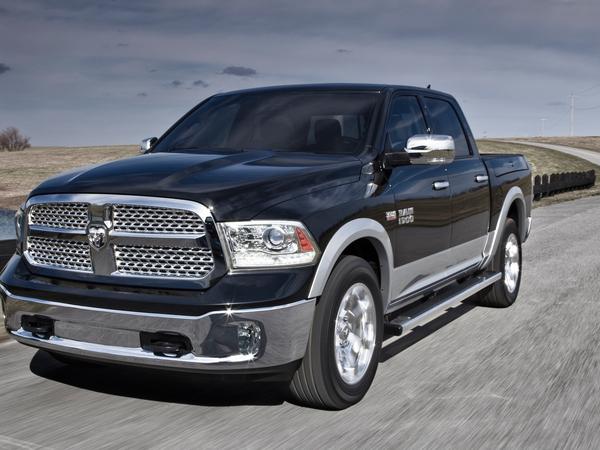 Le Dodge RAM ne passera pas à l'aluminium